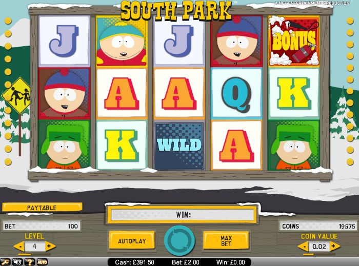 The Park of Zoltan Online Bingo - Play it Now for Free