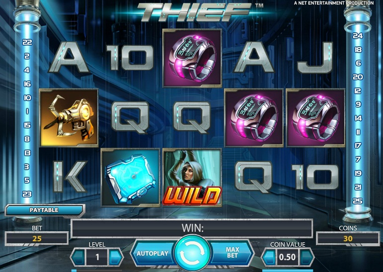The Faberge Thief Slot - Find Out Where to Play Online