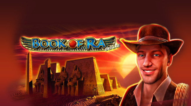 Pelaa Book of Ra kolikkopeliä casumo.com
