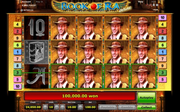 free casino game book of ra