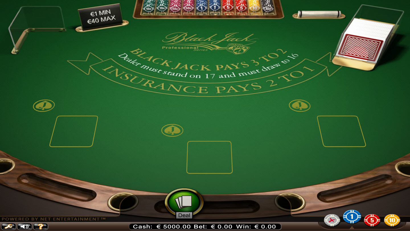 casino blackjack gratis
