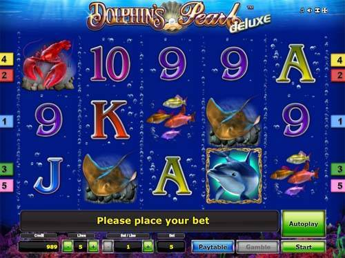 free online slots for fun dolphins pearl deluxe