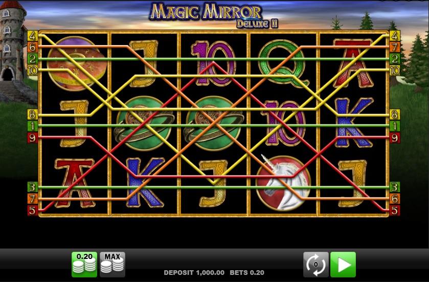magic mirror win