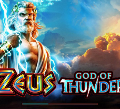 Zeus-God-of-Thunder
