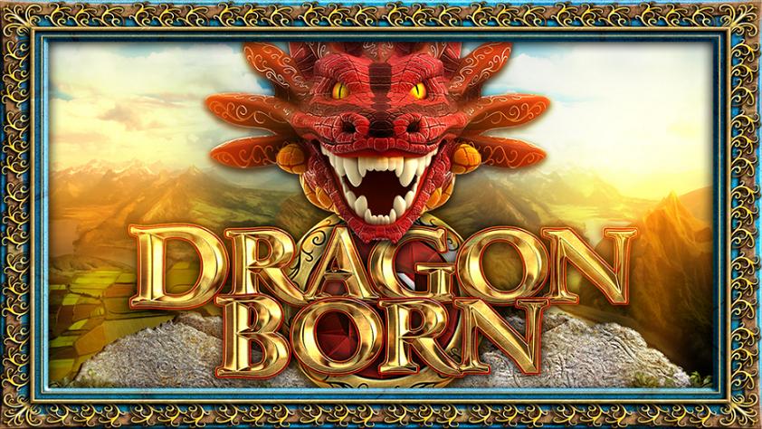 Dragon drop slot