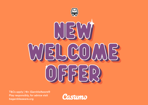 Casumo Welcome Offer UK