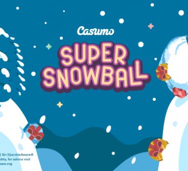 Casumo Super Snowball Draw