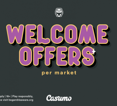 Casumo Welcome Offers