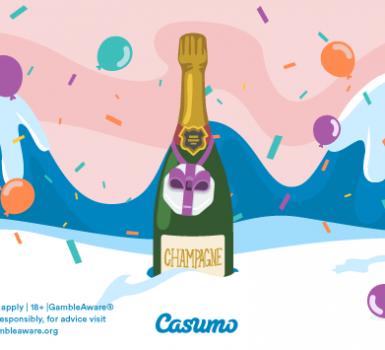 Casumo New Years