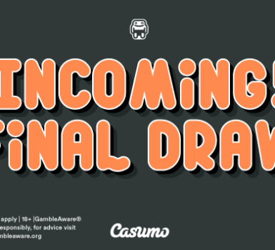 Casumo Super Snowball Final Draw