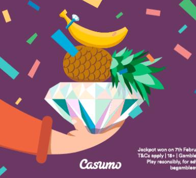 Casumo Irish Roofer Wins Jackpot