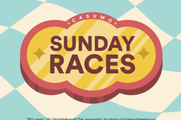 Casumo Launches the Sunday Races