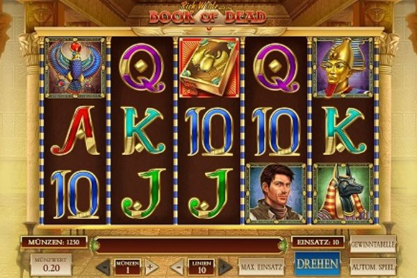 Slot Review: Book of Dead