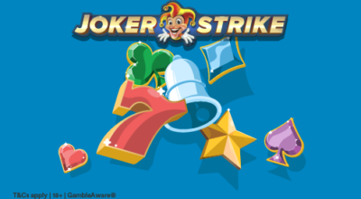 Joker Strike Casumo