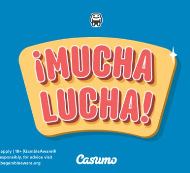 Lucha Maniacs Casumo