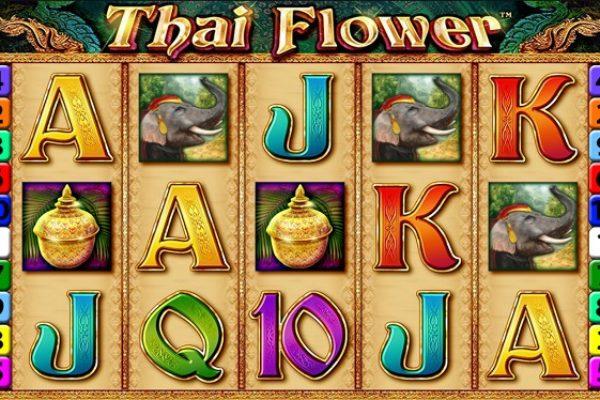 Slot Review: Thai Flower Slot