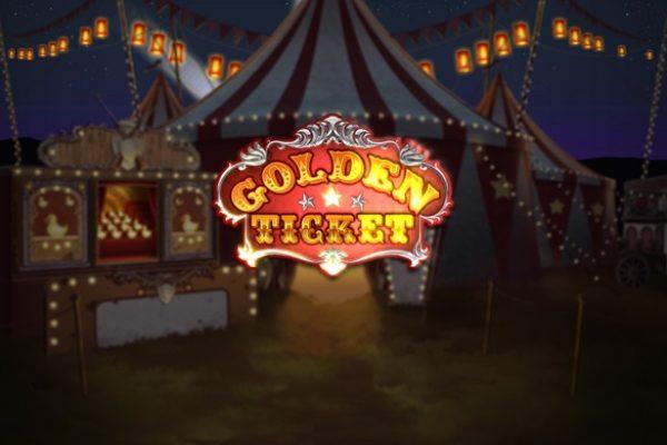 Slot Review: Golden Ticket
