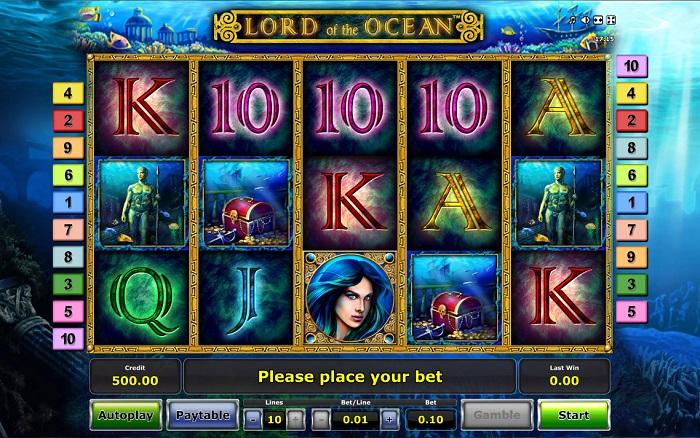 Lord of the Ocean Reels