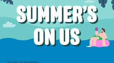 Summer Campaign Casumo