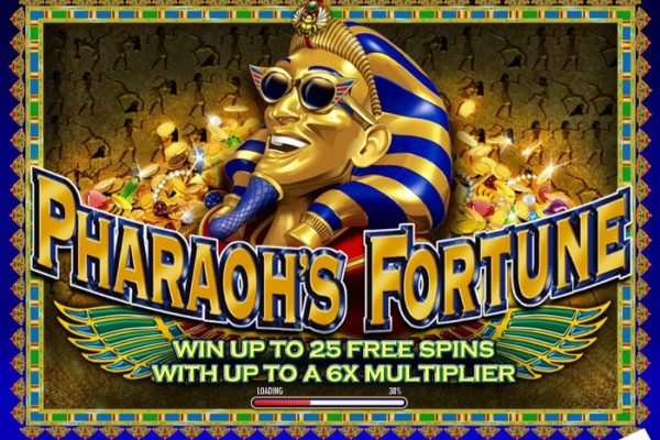 Slot Review: Pharaoh's Fortune