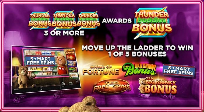 Ted Slot Bonus