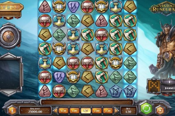 Slot Review: Viking Runecraft