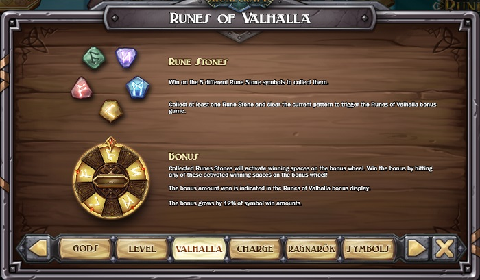 Viking Runecraft Runes of Valhalla