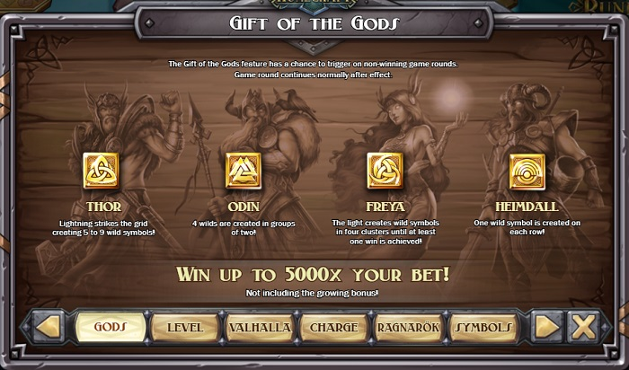 Viking Runecraft Gift of the Gods