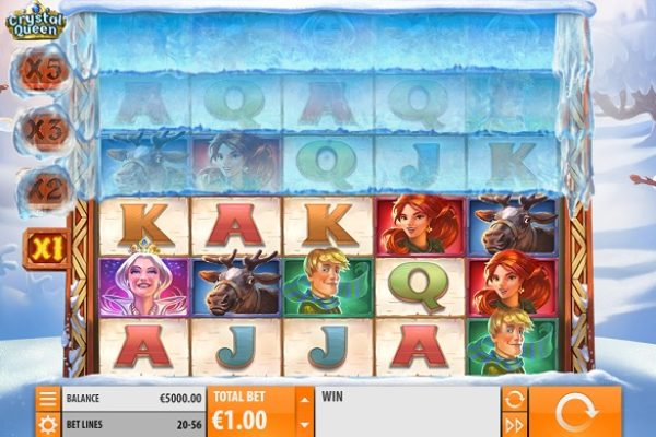 Slot Review: Crystal Queen