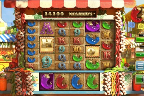 Slot Review: Extra Chilli