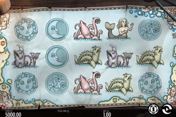 Slot Review: 1429 Uncharted Seas