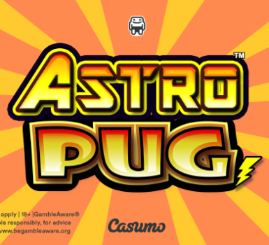 Astro Pug Exclusive on Casumo