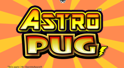 Astro Pug Exclusive on Casumo