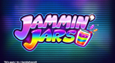 Jammin' Jars by Push Gaming – exclusively on Casumo