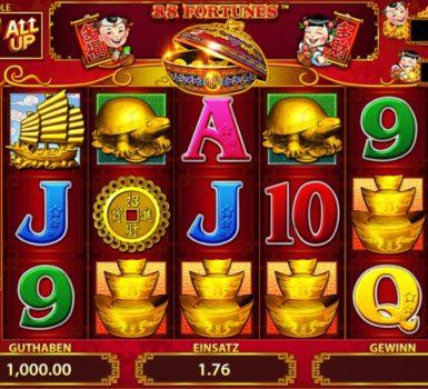 88 Fortunes Casumo