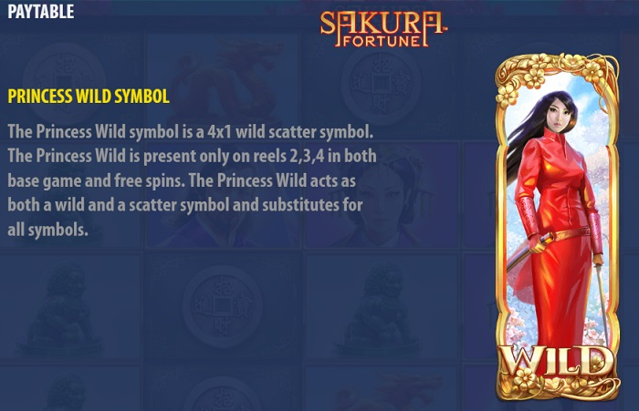 Sakura Fortune Wilds