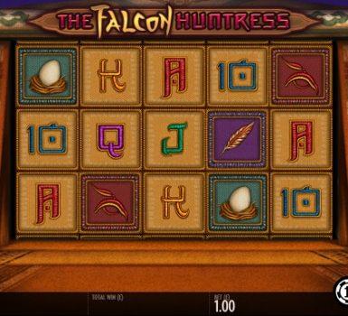 The Falcon Huntress Casumo