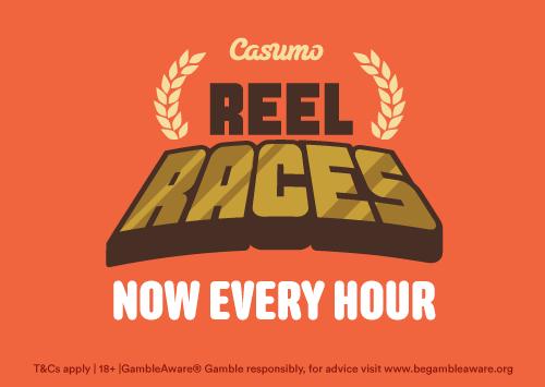 Casumo Reel Races Now Every Hour
