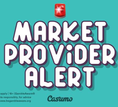 Market Providers Casumo