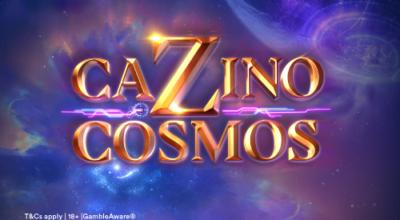 Cazino Cosmos Release on Casumo