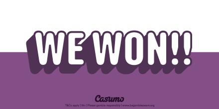 Online Casino Operator 2019 Casumo