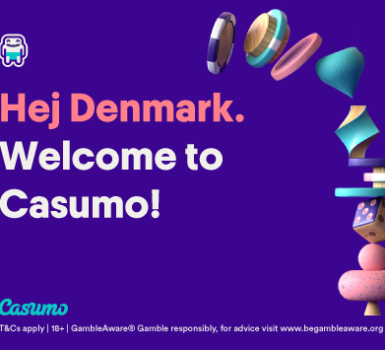Denmark players now accepted at Casumo